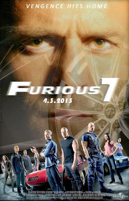 Download Fast And Furious 7 (2015) Hindi Dubbed DVDScr 700mb