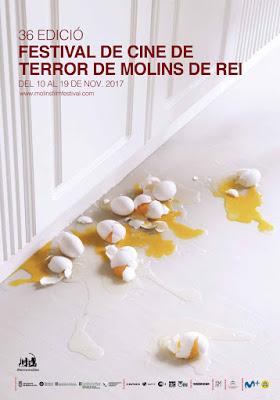 XXXVI edición del Festival de Cine de Terror de Molins de Rei / Cartel