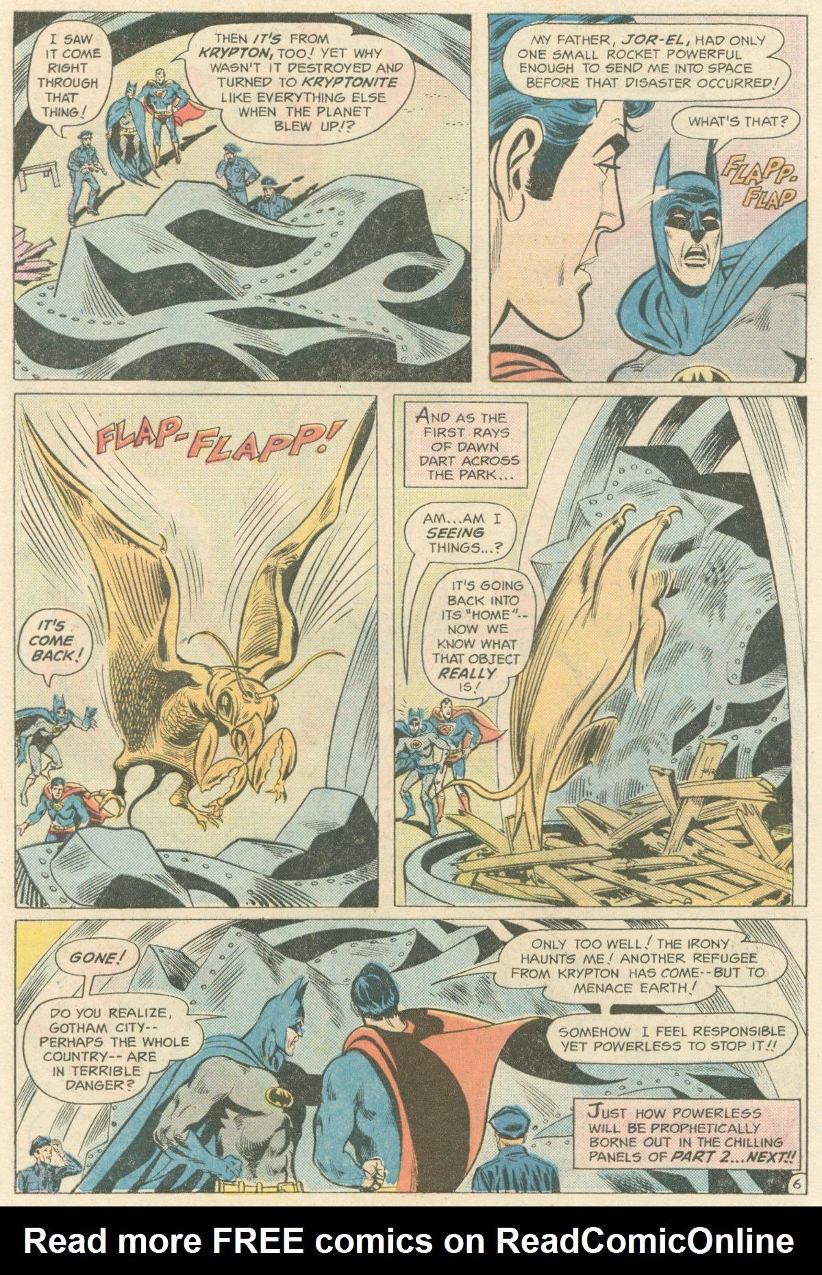Read online World's Finest Comics comic -  Issue #237 - 10