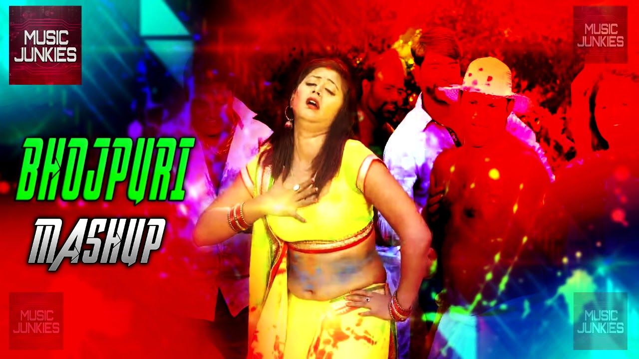 bhojpuri dj mashup 2018 ambrish mixing - music composing