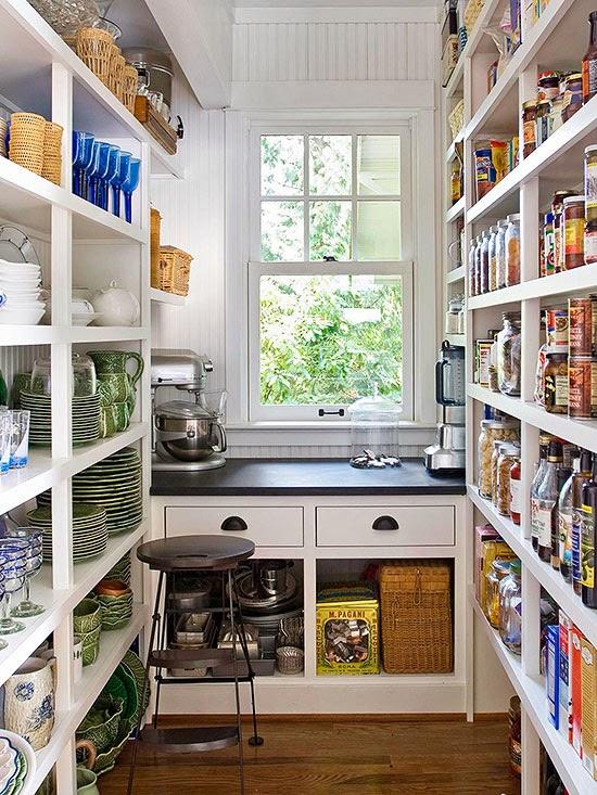 Modern Furniture: 2014 Perfect Kitchen Pantry Design Ideas ...
