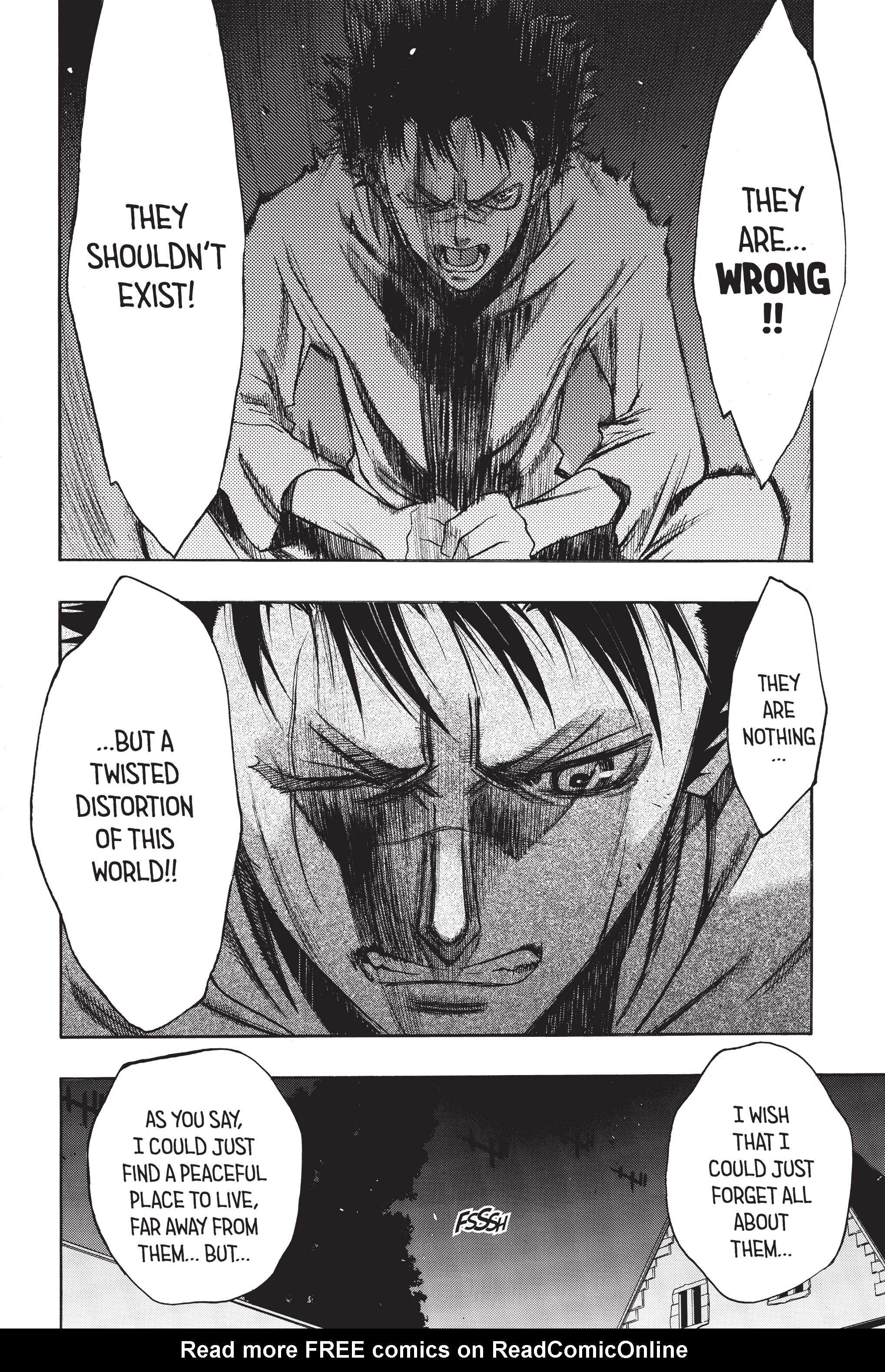 Read online Attack on Titan: Before the Fall comic -  Issue #5 - 98