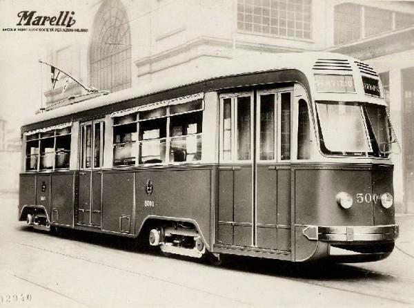 tram milano 5000