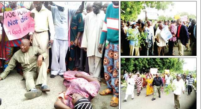 20 pensioners Lost Their Lives In Benue Due To Non-Payment Of Pension Allowance