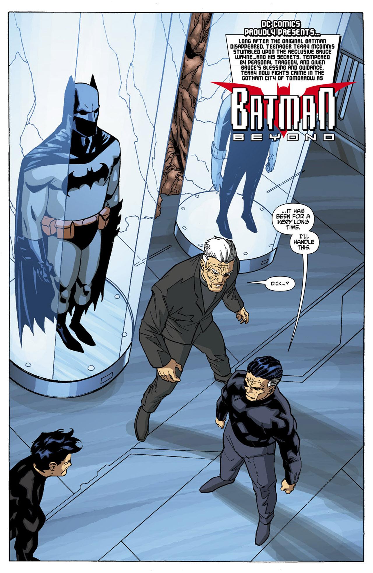 Batman Beyond (2010) Issue #6 #6 - English 3