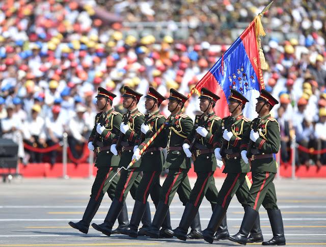 Армия Лаоса