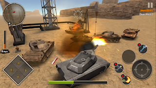 Modern Tank Force: War Hero v1.9 Mod