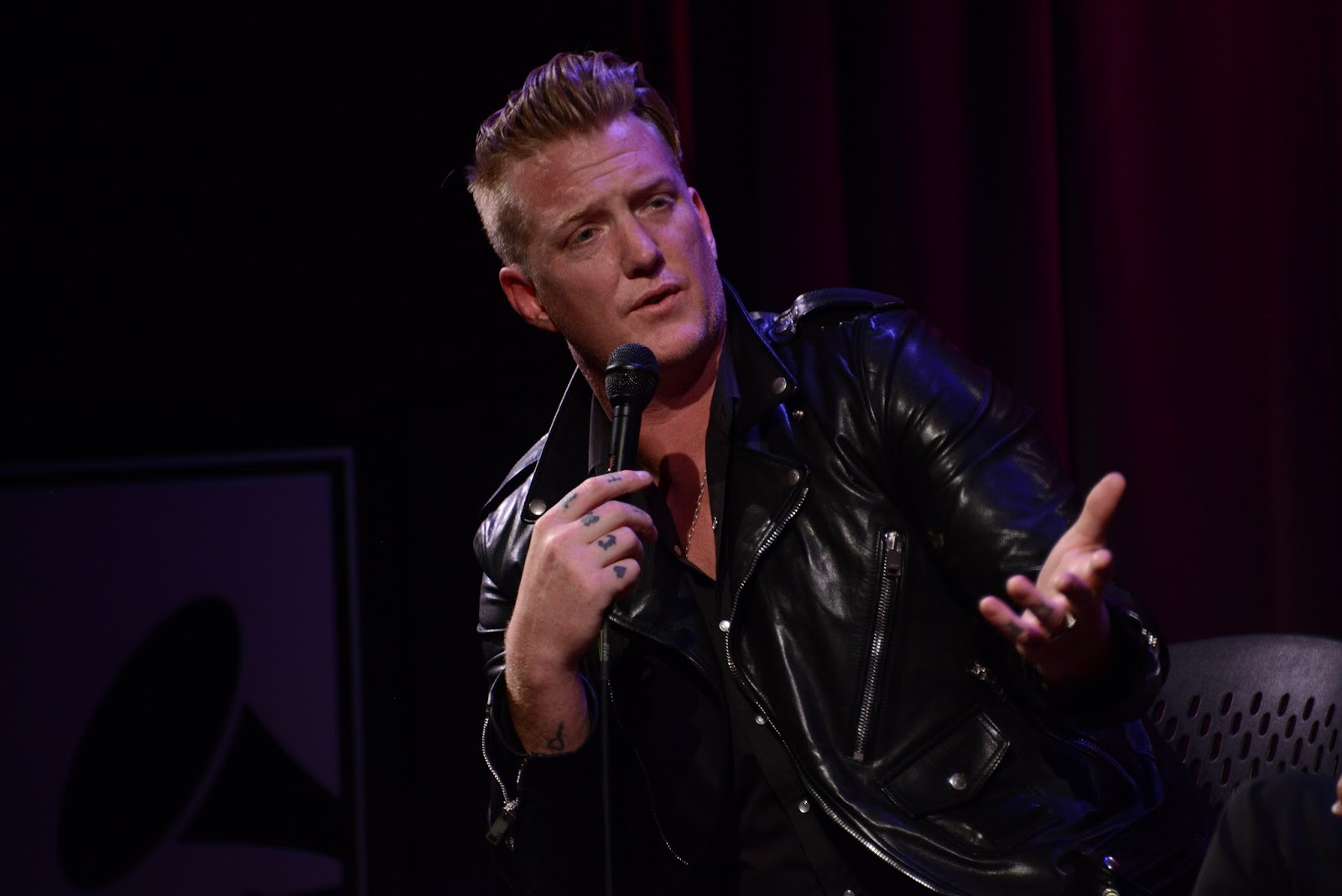 Blogtown: Iggy Pop And Josh Homme - In Conversation At The Grammy Museum