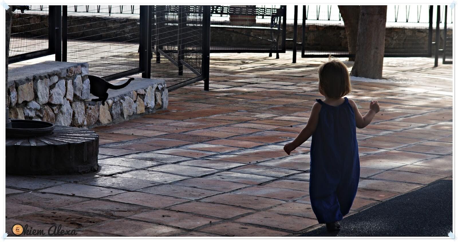 Hiszpania z małym dzieckiem