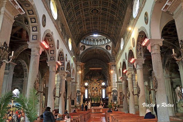 Iglesia de San Sisto de Piacenza