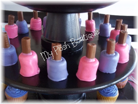 Birthday Cake Scented Nail Polish