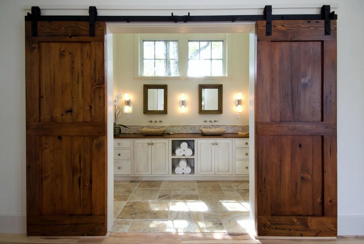 Interior Barn Door Track System
