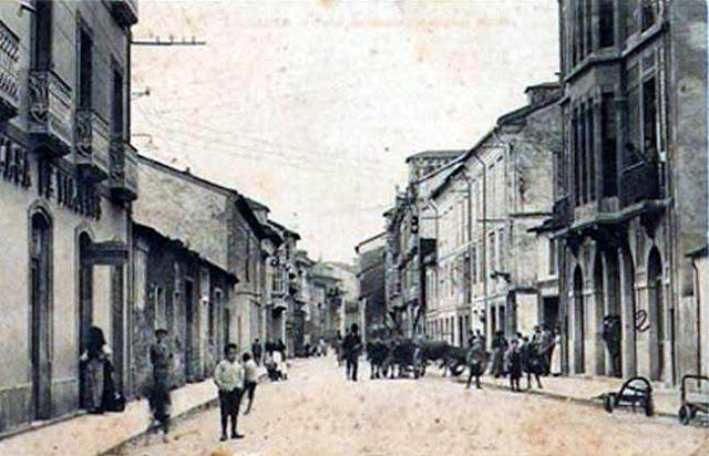 Ribadeo (Lugo).