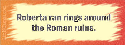 for fun roberta run rings