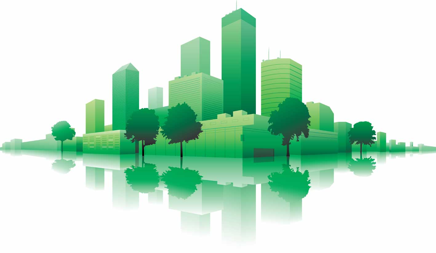 What is a green building guardian services
