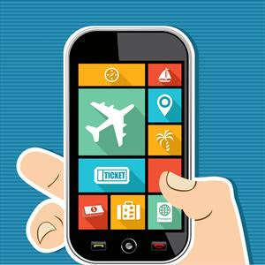 Role of Mobile Apps in Travel Industry