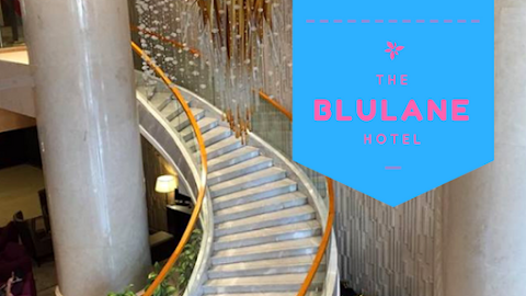 Where To Spend Christmas Day In Manila: The Blulane Hotel, Binondo