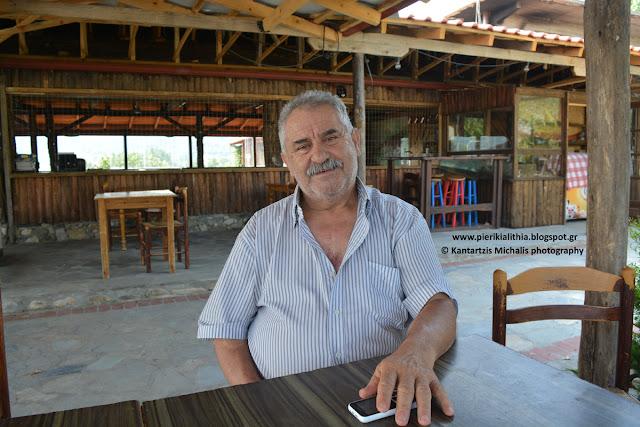 """Ο ιδιοκτήτης του """"Κτήμα Ηρακλής"""" στην Κατερίνη, Ηρακλής Τσίντζηρας μιλάει στην """"ΑΛΗΘΕΙΑ"""" για πρώτη φορά δημόσια για τους μετανάστες που φιλοξενεί στο αγρόκτημα του. (ΦΩΤΟ)"""