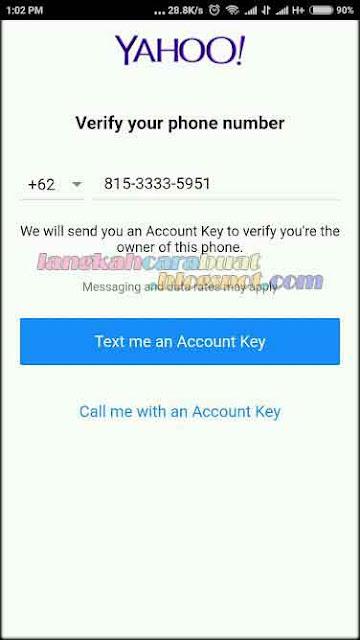 Cara Daftar Email Baru di Yahoo Indonesia