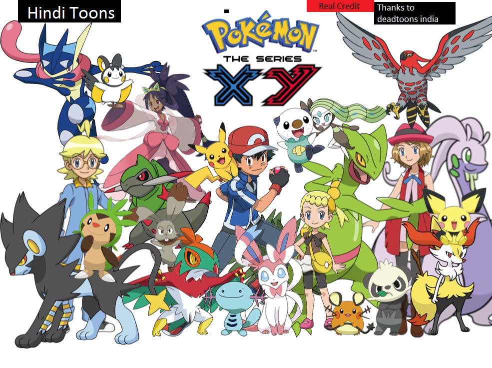 Pokemon Season 17 The Series Xy Hindi Dubbed Episodes Download