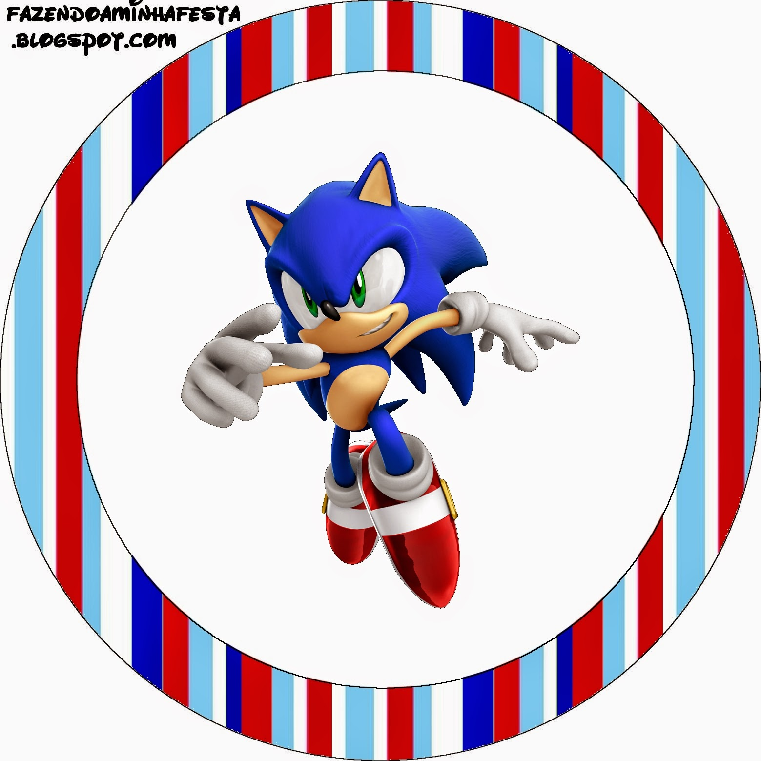 Toppers or Free Printable Candy Bar Labels for a Sonic.