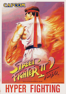 Street Fighter II Turbo - Hyper Fighting cover 2