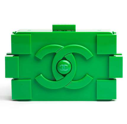 Hyped: The Amazing Chanel Lego Clutch - The Front Row View