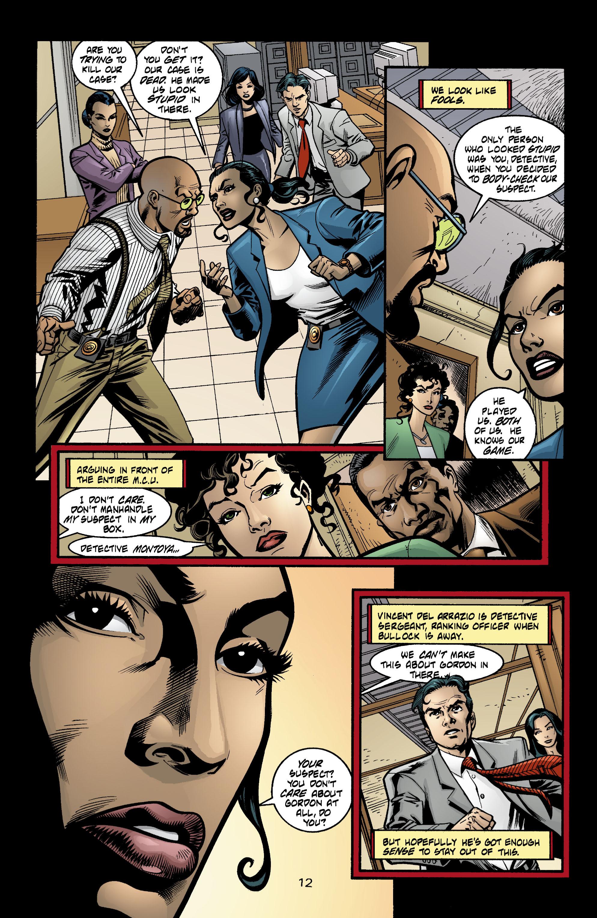 Detective Comics (1937) 754 Page 11