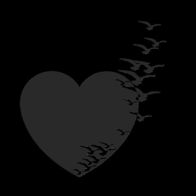 Fondos de pantalla de corazones para iphone gratis