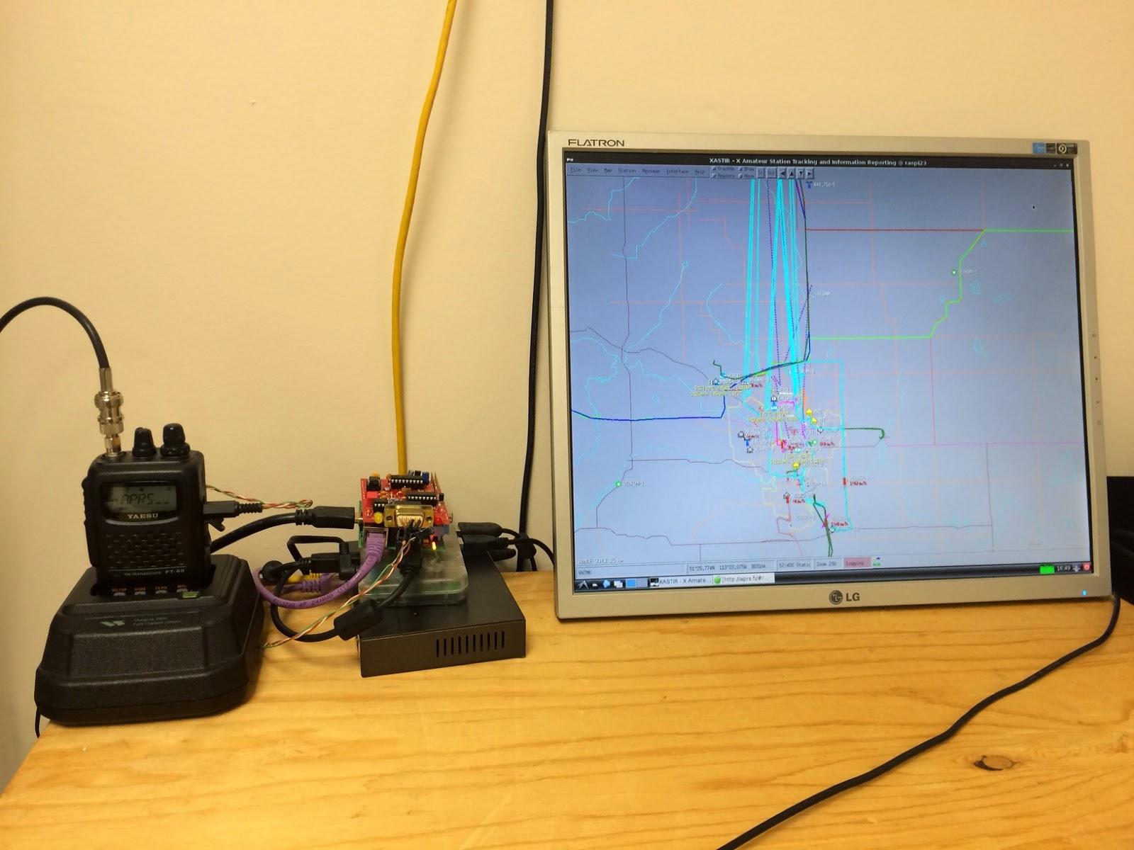 Amateur Radio / Arduino / Raspberry Pi: Raspberry Pi TNC & APRS