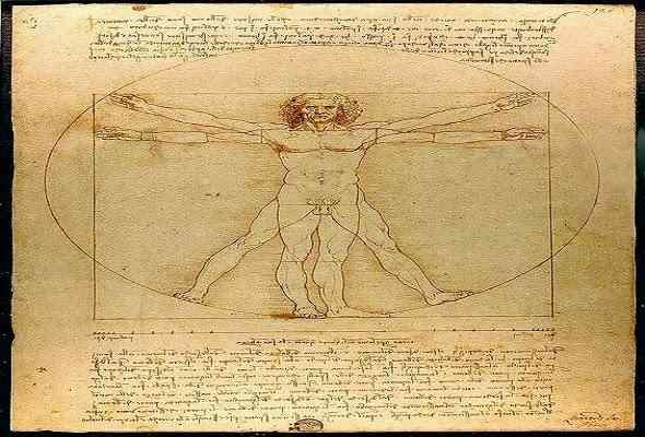 Vitruvian-Man-Painting-لوحة-الرجل-الفيتروفي