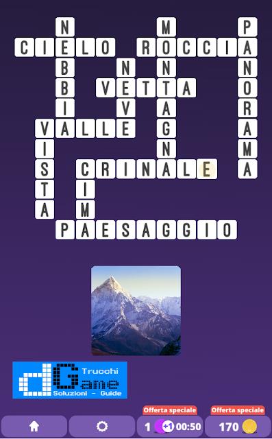 Soluzioni One Clue Crossword livello 7 schemi 11 (Cruciverba illustrato)  | Parole e foto