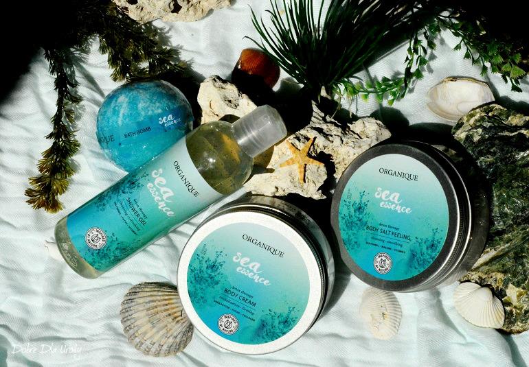 Morski detoks z Organique - Terapia Detoksykująca Sea Essence