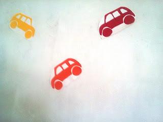 Paper cars