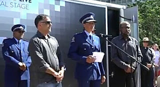 Pimpinan Kepolisian Selandia Baru, Saya Bangga Menjadi Muslim