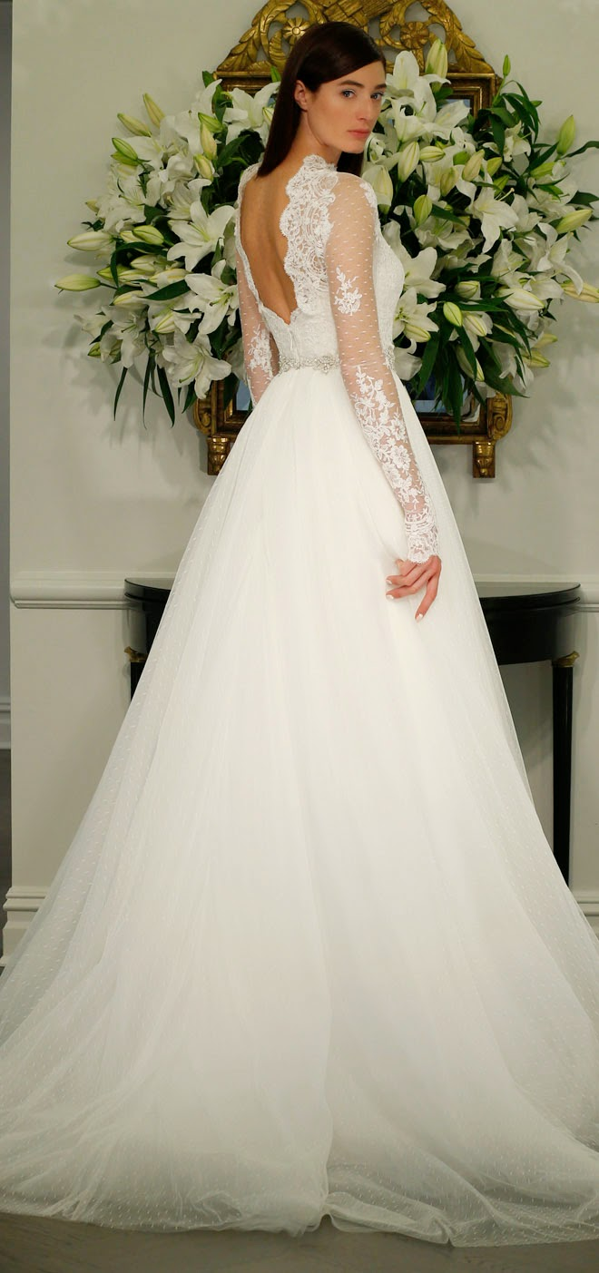 Legends Romona Keveza Fall 2015 Bridal Collection - Belle The Magazine