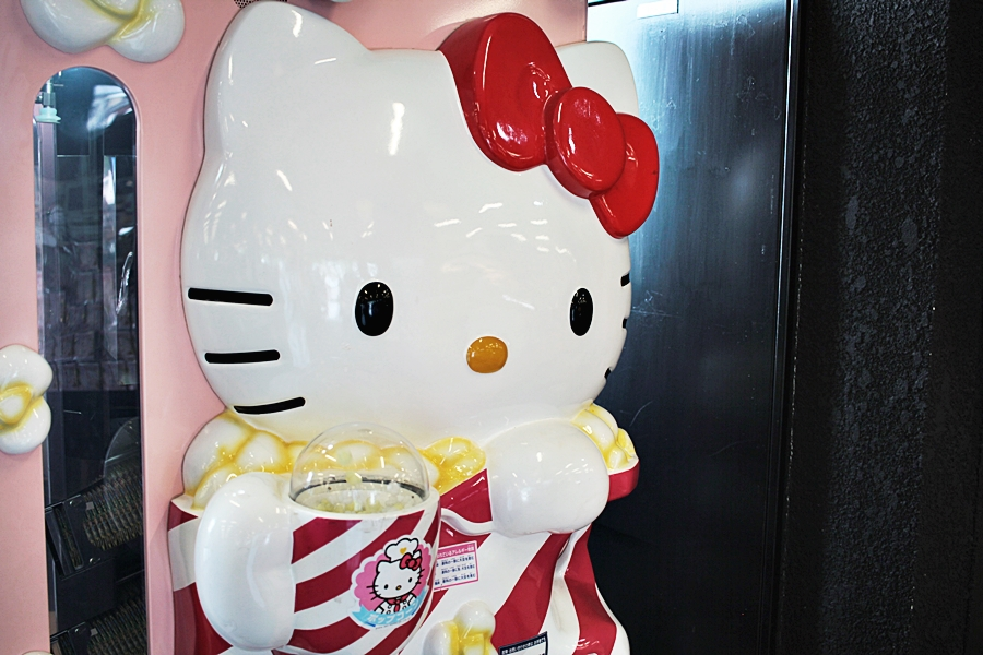 japan hello kitty