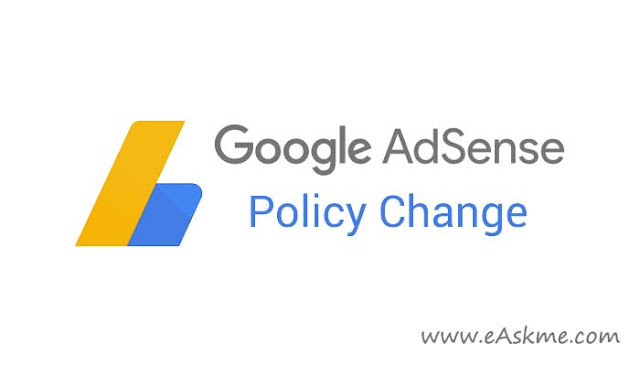 Google AdSense Policy Change: Verify Every New Site, How and Why?: eAskme
