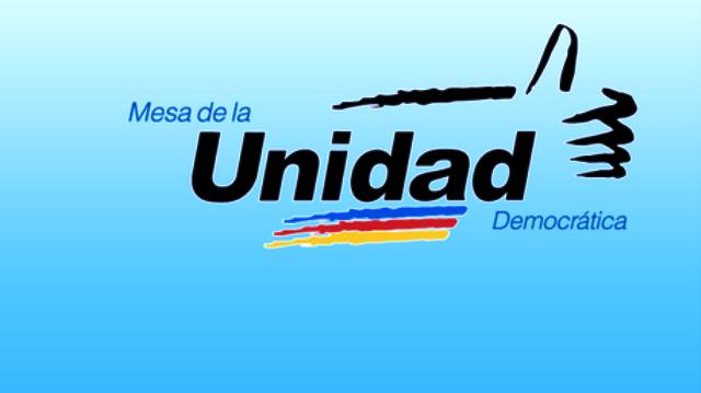 Unidad Democrática acordó inscribir candidatos en las elecciones regionales