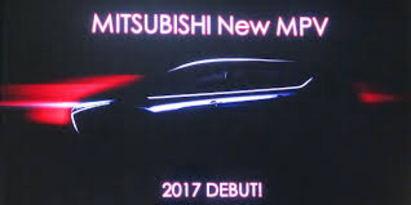 Rencana Pembuatan MPV Mitsubishi Di Indonesia Akan di Pasarkan Keluar Negri