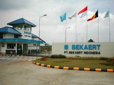 Lowongan Kerja Jobs : Operator Produksi Min SMA SMK D3 S1 PT Bekaert Indonesia
