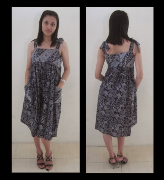 Model Batik Kerja Remaja Modern: Model Baju Batik Modern Remaja