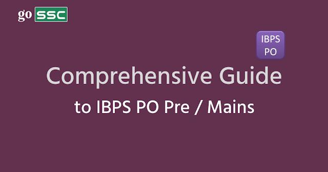 ibps-po-guide