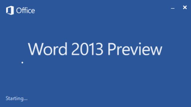 تحميل برنامج Word 2013 كامل مجانا