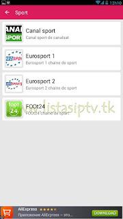 TV Live Streaming v3.0 - Apk - Cinema E Esportes De Todo O Mundo No Seu Android