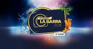 PREMIOS LA BARRA ELITE PROFESSIONAL No. 13