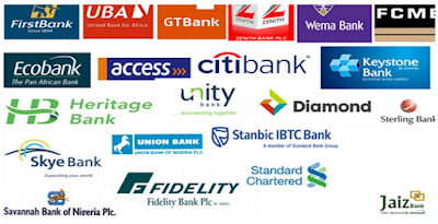 Updated Names, Address And Headquarters of The Various Banks In Nigeria 2018/2019