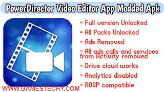 PowerDirector Mod Apk Download