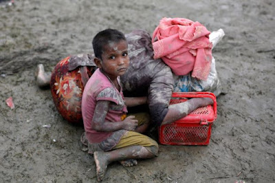 Anak Rohingya