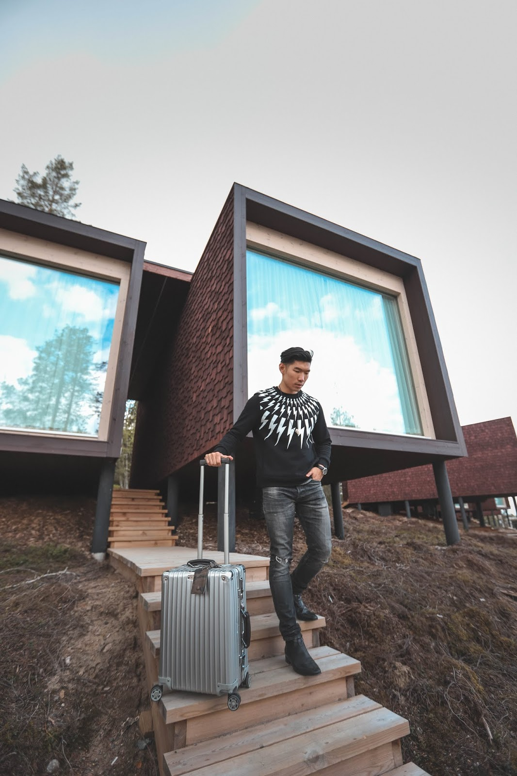 Treehouse Hotel in Rovaniemi
